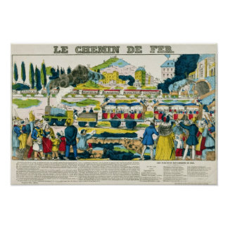 The Railway Poster