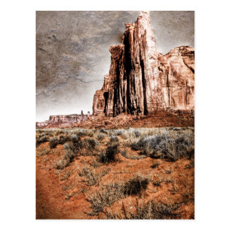 The Rain God Mesa Postcard