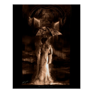 The Rain in my Soul Poster