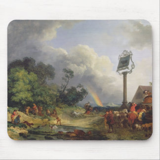 The Rainbow, 1784 (oil on canvas) Mouse Pad
