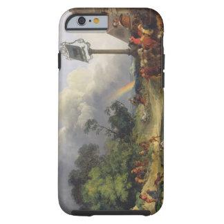 The Rainbow, 1784 (oil on canvas) Tough iPhone 6 Case