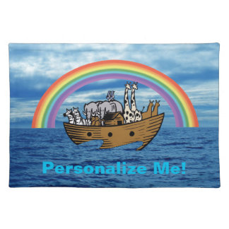 The Rainbow Covenant - Personalize Me! Placemat