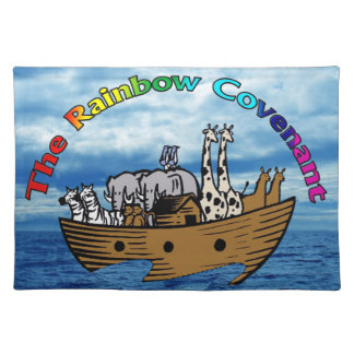The Rainbow Covenant Placemats