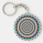 The Rainbow Keychain