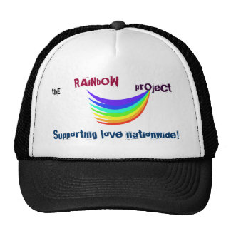 The Rainbow Project Trucker Hat