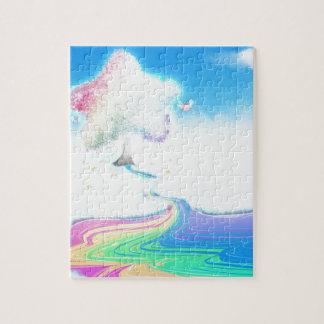 The Rainbow tree Puzzle