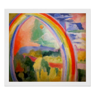 The Rainbow - Vintage Classic - by Robert Delaunay Posters