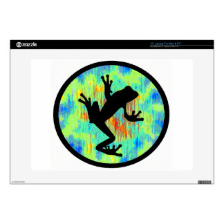 """THE RAINFOREST HOME DECAL FOR 15"""" LAPTOP"""