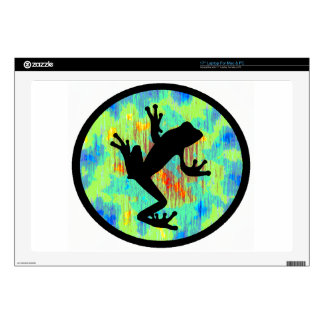 THE RAINFOREST HOME LAPTOP DECAL