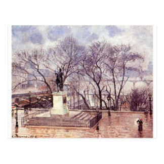 The Raised Terrace of the Pont Neuf, Place Henri Postcard
