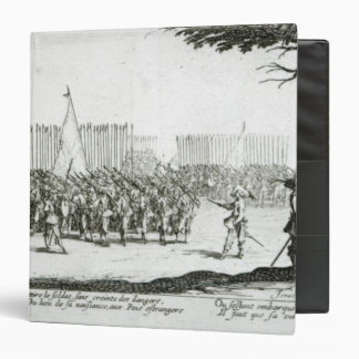 The Raising of an Army 3 Ring Binder