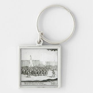 The Raising of an Army Keychain