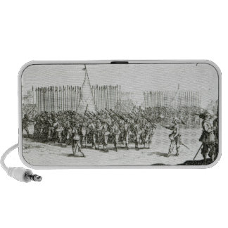 The Raising of an Army Speaker