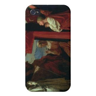 The Raising of Lazarus, 1857 iPhone 4 Case