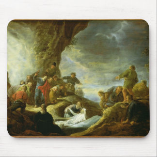 The Raising of Lazarus 3 Mouse Pad
