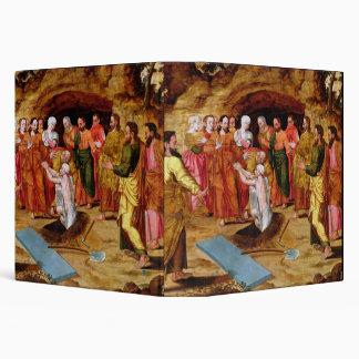 The Raising of Lazarus Binder