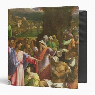The Raising of Lazarus, c.1517-19 Binder