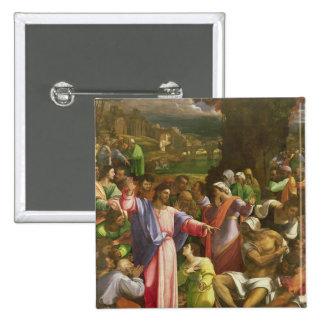 The Raising of Lazarus, c.1517-19 Button