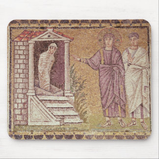 The Raising of Lazarus Mouse Pad