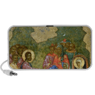 The Raising of Lazarus, Russian icon Portable Speaker