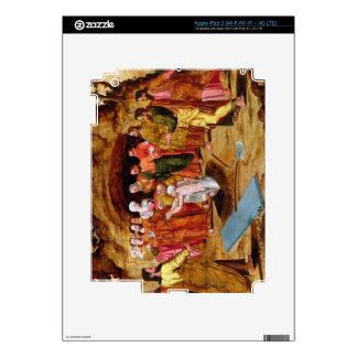 The Raising of Lazarus Decals For iPad 3