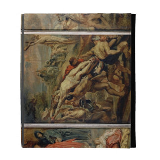 The Raising of the Cross, painted before 1609-10 ( iPad Cases