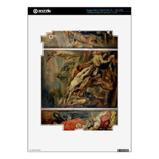 The Raising of the Cross, painted before 1609-10 ( iPad 3 Skin