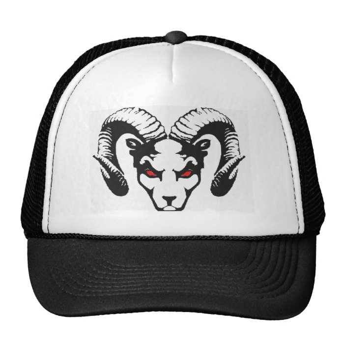 THE RAM COLLECTION TRUCKER HAT