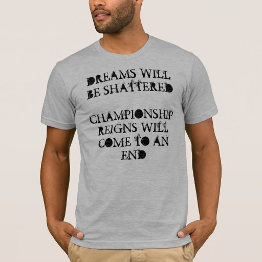 The Ram - Dreams Shattered T-Shirt