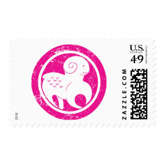 The Ram Stamp Postage