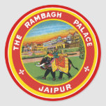 The Rambagh Palace Jaipur Stickers