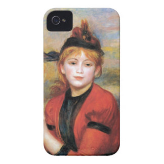 The Rambler by Pierre Renoir iPhone 4 Cover