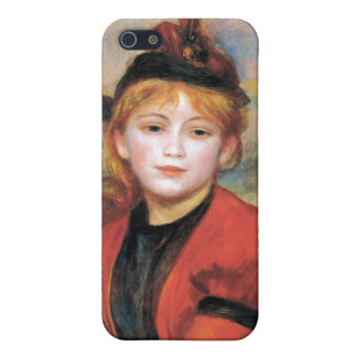 The Rambler by Pierre Renoir Covers For iPhone 5
