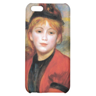 The Rambler by Pierre Renoir iPhone 5C Covers