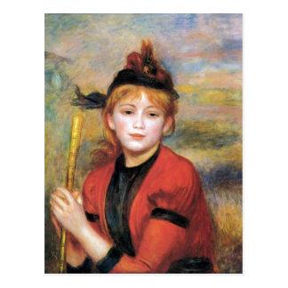 The Rambler by Pierre Renoir Postcard