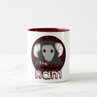 """The Rambling Ram"" Logo Mug"
