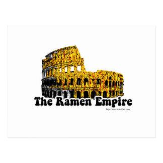The Ramen Empire Postcard
