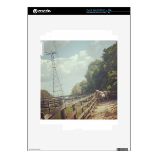 THE RANCH: Power & Nature iPad 2 Decals
