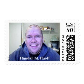 The Randall M. Rueff Postage Stamp