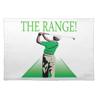 The Range Placemat