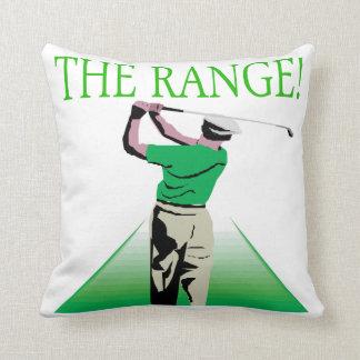 The Range Throw Pillows