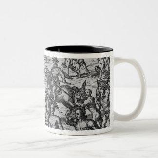The ransom Two-Tone coffee mug