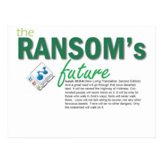 The Ransom's Future Postcard