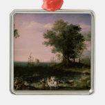 The Rape of Europa, 1655 Metal Ornament