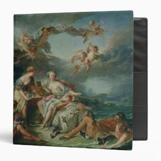 The Rape of Europa, 1747 3 Ring Binder