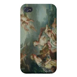 The Rape of Europa, 1747 iPhone 4/4S Case