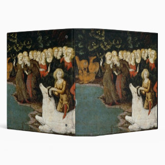 The Rape of Europa, c.1470 (oil on panel) Binder