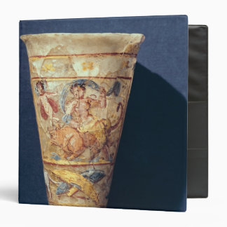 The Rape of Europa, Greco-Buddhist Style 3 Ring Binder
