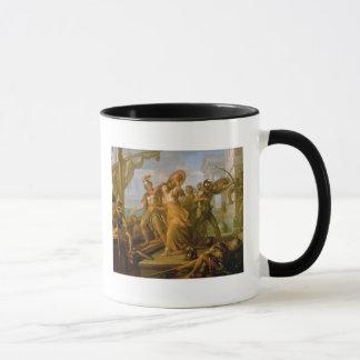 The Rape of Helen, 1770s Mug