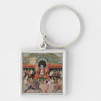 The Rape of the Sabines  c.1490 Key Chain